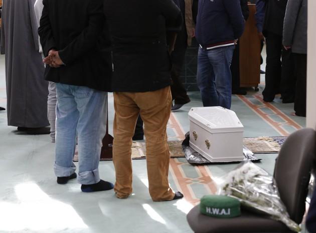Hassan Khan Muslims Funerals