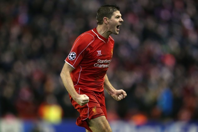 Soccer - UEFA Champions League - Group B - Liverpool v Basel - Anfield