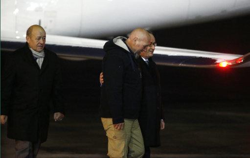 France Hostage Freed