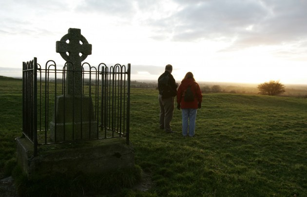 HILL OF TARA IRISH HISTORIAL SITES IN IRELAND