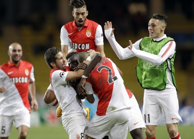 Monaco Champions League Soccer