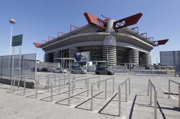 Italy Soccer Strike
