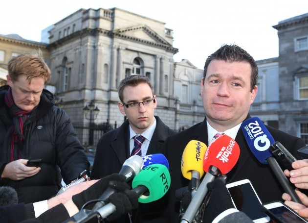 Alan Kelly. Pictured Minister for the