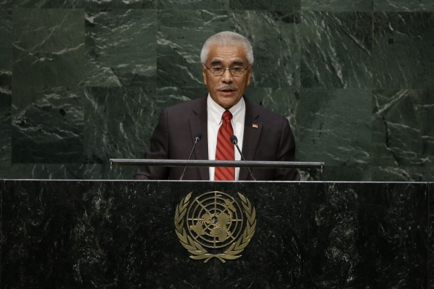 UN General Assembly Kiribati