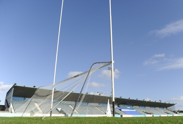 A general view of Parnell Park ahead of today's game