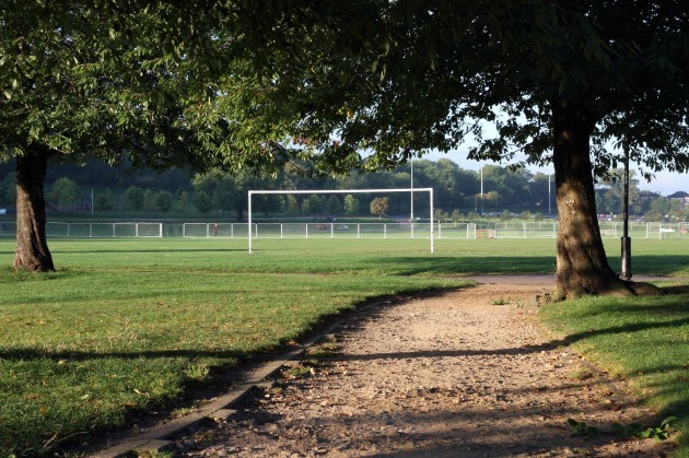 The Forest Recreation Ground Nottingham Stock