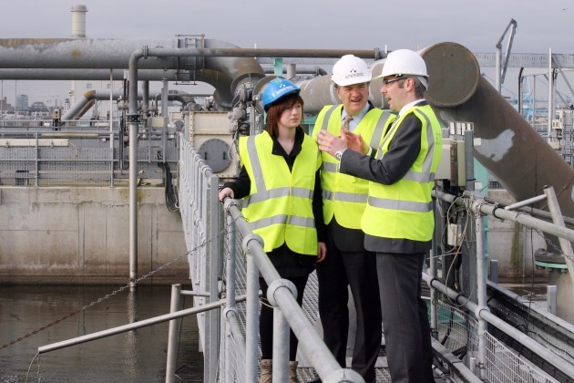 Ringsend Wastewater Treatment Works