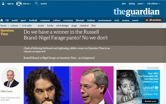 guardian russell brand
