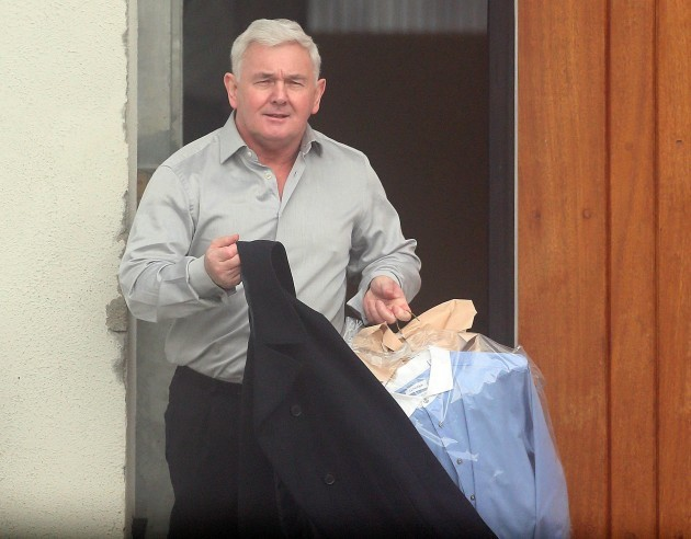 John Gilligan freed