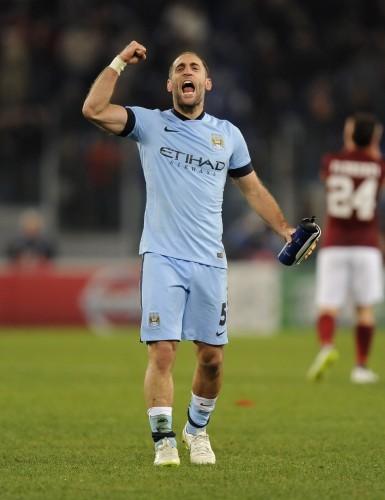 Soccer - UEFA Champions League - Group E - AS Roma v Manchester City - Stadio Olimpico