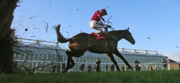 Horse Racing - Punchestown Racecourse