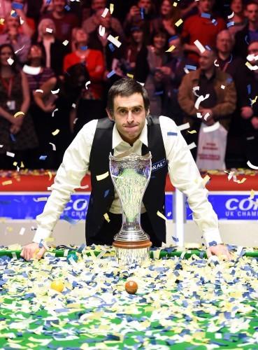 Snooker - 2014 Coral UK Championship - Day Thirteen - Barbican Centre