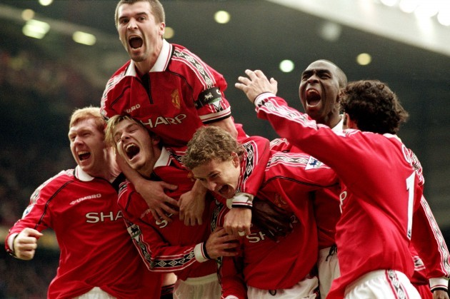Soccer - AXA FA Cup - Fourth Round - Manchester United v Liverpool