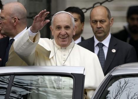 Turkey Pope