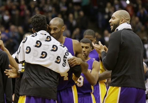 Lakers Timberwolves Basketball