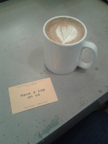 Get down to Clement & Pekoe and get one of these