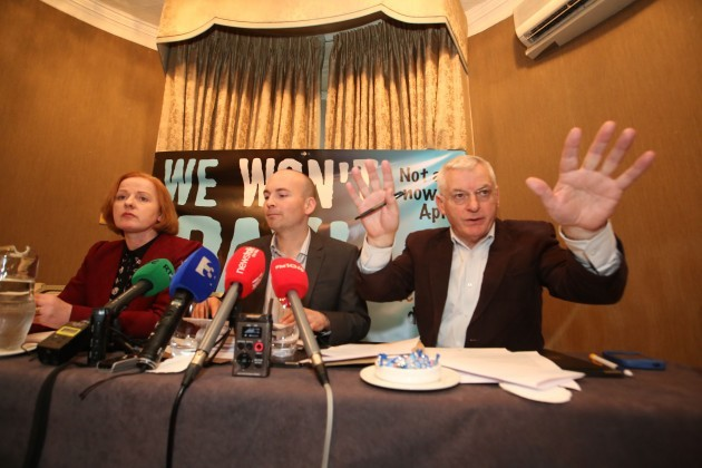 Water Charges - We Wont Pay Campaign.