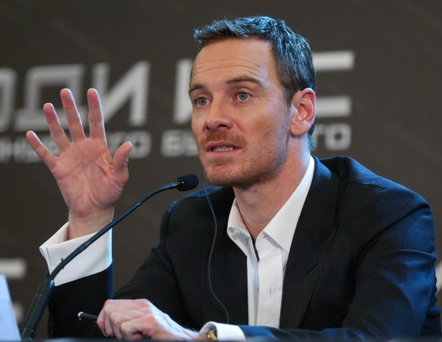'X-Men: Days of Future Past' Press Conference - Moscow