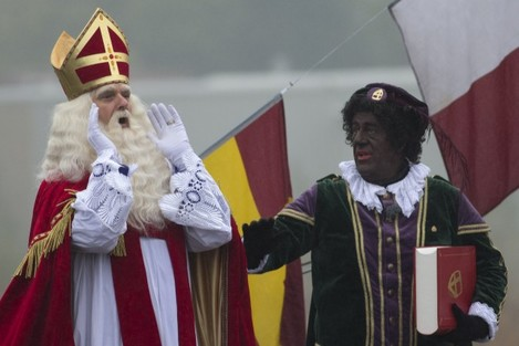 Netherlands Belgium Black Pete