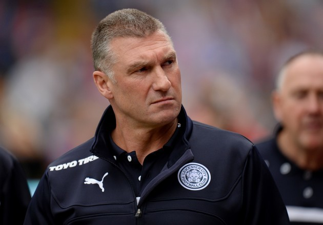 Soccer - Barclays Premier League - Crystal Palace v Leicester City - Selhurst Park