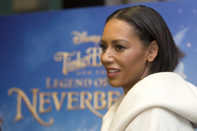 Tinker Bell And the Legend Of The NeverBeast gala screening - London