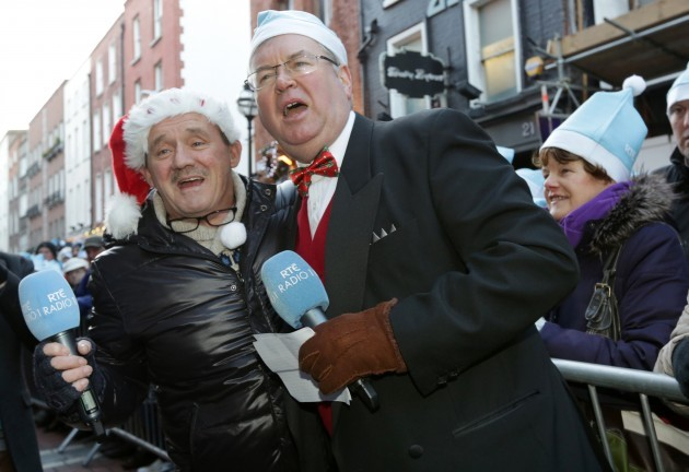 Joe Duffys Christmas Eve Shows