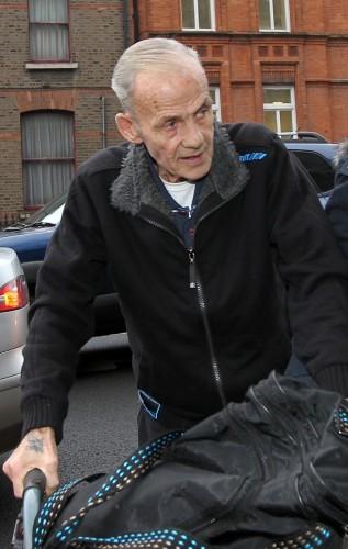 Patrick O Brien Court Cases