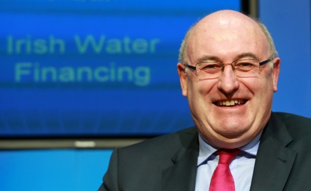 Irish Water Issues