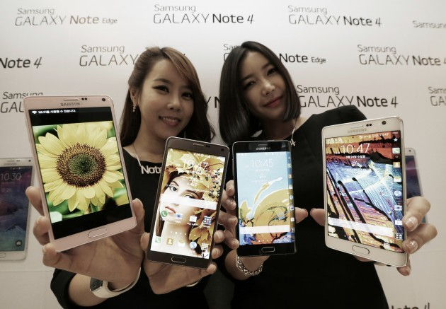 South Korea Samsung Galaxy Note
