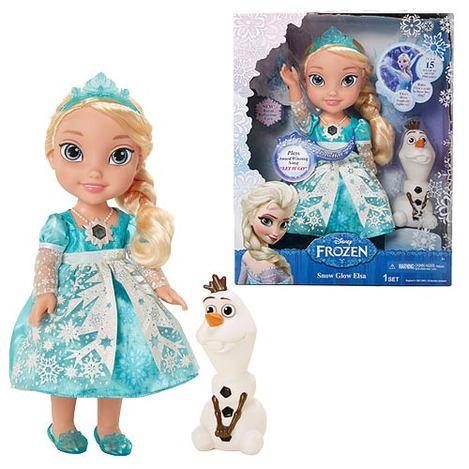 Disney-Frozen-Snow-Glow-Elsa