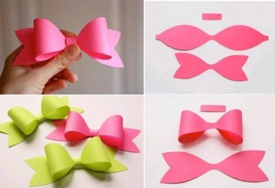 How-to-make-paper-craft-bow-tie-step-by-step-DIY-tutorial-instructions-400x273