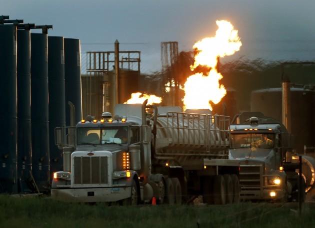 Oil Boom Photo Gallery