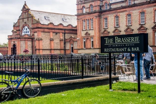 Bewley's Hotel In Ballsbridge