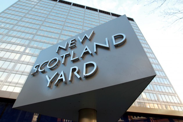 Met Police undercover officers named