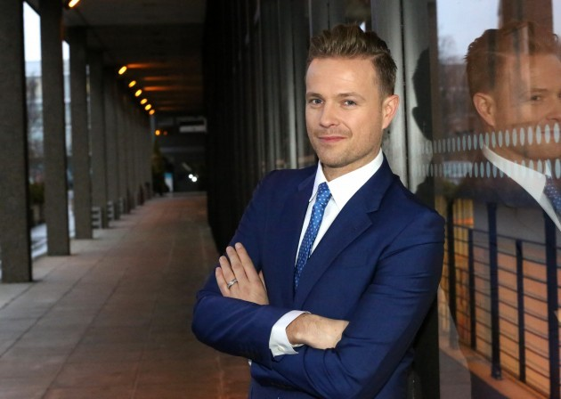 Nicky Byrne launches new National Lottery TV gameshow The Million Euro Challenge