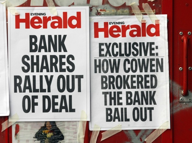 File Photo Inquiry into the Banking Crisis Starts Today.