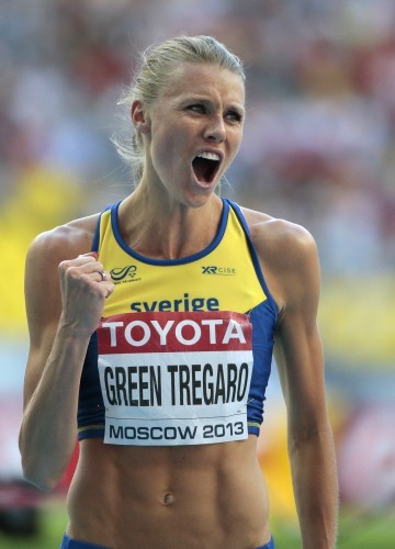 Russia Athletics Worlds
