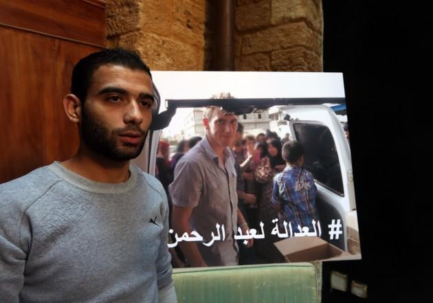 Mideast Lebanon Islamic State Kassig