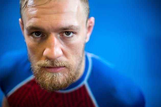 Conor McGregor 12/8/2014