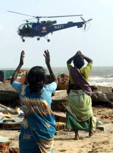 TOPIX INDIA QUAKE TIDAL WAVE