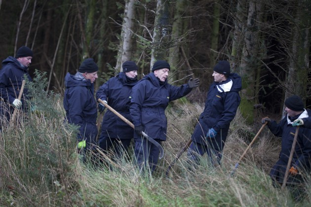 Garda Search For Fiona Pender. Gardai t
