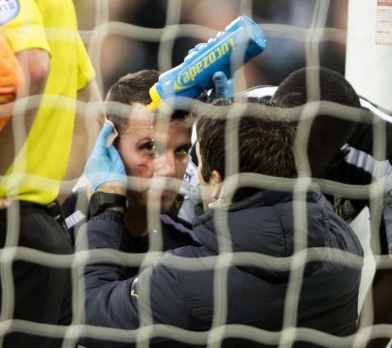 Soccer - Barclays Premiere League - Newcastle United v Sunderland - St James' Park
