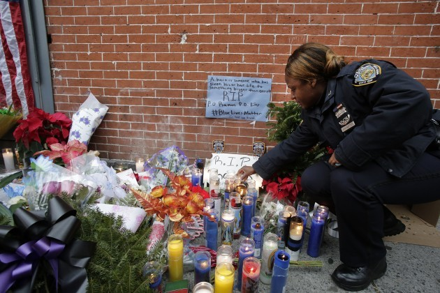 NYPD Officers Shot