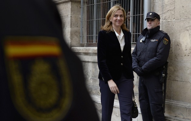 Spain Royal Family Corruption Probe