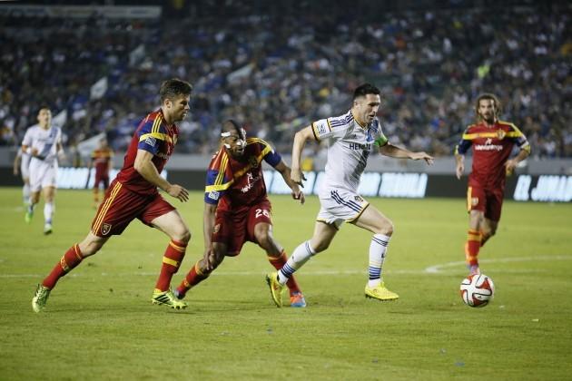 MLS Real Salt Lake Galaxy Soccer