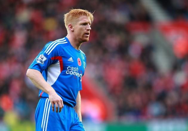 Soccer - Barclays Premier League - Southampton v Hull City - St Mary's