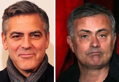 Clooney Mourinho