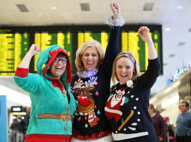 DAA Charity Christmas Jumpers Day
