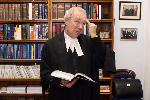 File Pics The President of the High Court, Mr Justice Nicholas Kearns, has said the Master of the High Court has no authority to speak on behalf of the court or its judges. Mr Justice Kearns said concerns about judicial independence expressed by the Assoc