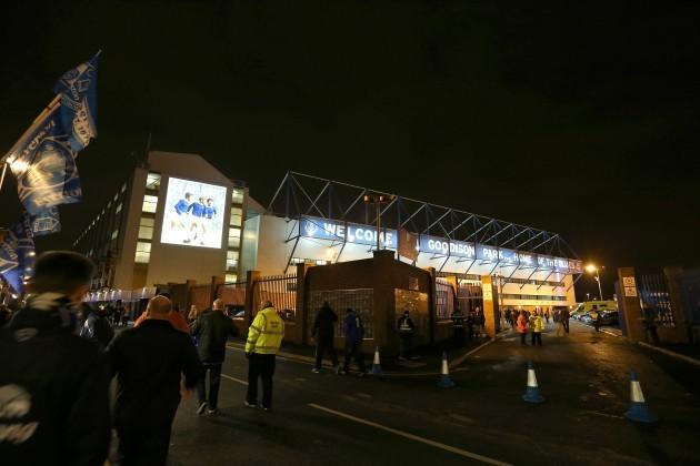 Soccer - UEFA Europa League - Group H - Everton v Lille - Goodison Park